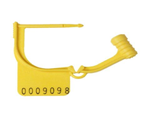 Breakaway Lock Seal-Numbered