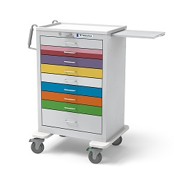 Pediatric Cart - 10 drawer
