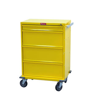 "30"" 4 Drawer V-Series Isolation Cart"